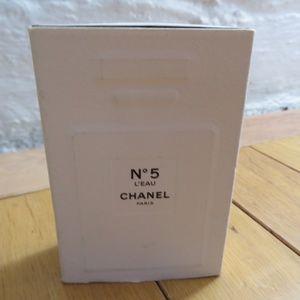 Chanel N°5 L'eau 1.7 oz